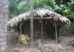 daughter dumps 90 year old mother in goat shed in kerala