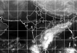 deep depression over east central bay of bengal