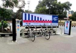 delhi to have world class terminals cycle sharing system
