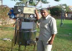dharamveer kamboj from a rickshaw puller to a guest at