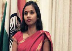 diplomat devyani ineligible for owning adarsh flat panel