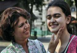 doon girl tops icse board exams with 99 per cent marks