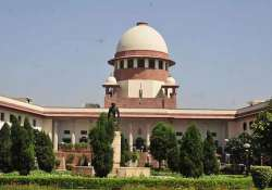 dowry is social anathema must be dealt with firmly sc