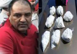 drug kingpin bhola in phagwara police s custody for asi