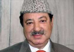 exam cheat peerzada to continue as j k minister
