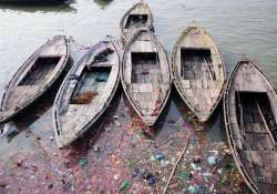 existence of ganga in danger claims environment scientist