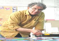 first solo in india for israeli artist david gerstein