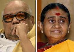 2g scam dmk chief s wife dayalu ammal deposes at her