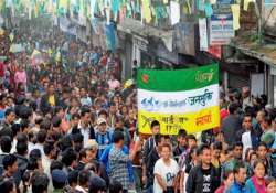 gjm to hold rallies in support of gorkhaland tomorrow