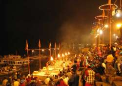 ganga aarti drone shoot nabbed crew being interrogated