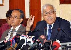 govt for ban on candidates facing chargesheet 1 yr before