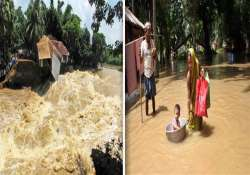 half of india submerged in monsoon flood watch pics