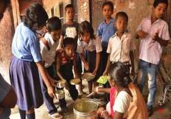 headmistress cooks held in domjur mid day meal case