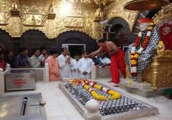 high court stays appointment of new board of shirdi temple