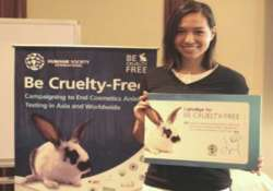 india bans testing of animals for cosmetic products