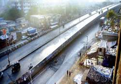 india s first double decker flyover opens in mumbai