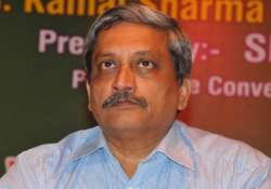 defence diplomacy parrikar to visit japan