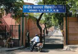 tihar jail security beefed up