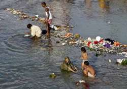 government for involving corporate sector in ganga cleaning