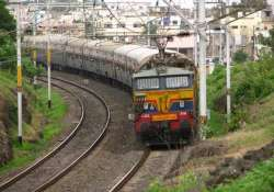 indian railway to privatise maintenance of 15 emu trains