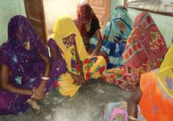in rajasthan these women are still doing manual scavenging