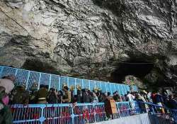 sale of cold drinks junk food banned at amarnath yatra