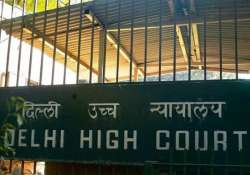 delhi hc seeks test report on polluted water in lake
