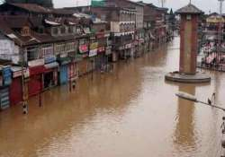 dewatering operations launched in flooded areas of srinagar