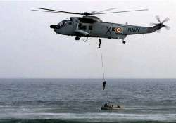 fuselage of dornier aircraft salvaged off the goa coast