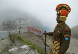 india should do more to maintain peace in border areas china