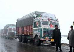 jammu srinagar nh closed for third consecutive day