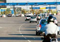 no toll for women drivers on dnd today