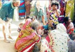 driven by poverty daily wager in odisha jumps to death
