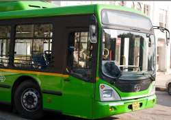 cctv in 5 000 delhi buses in i phase rs 100 crore to be
