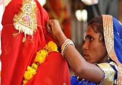 24 771 dowry deaths reported in last 3 years govt