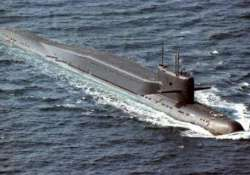 india s first nuclear attack submarine arihant begins sea