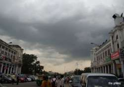 light rains bring some respite from heat in delhi