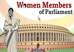 india has lesser woman mps than pakistan and nepal report
