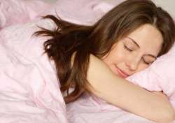changing your sleeping habit can make you obese study