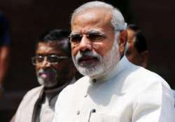 narendra modi says dignity of women is our collective
