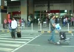 after email threat to blow up kolkata airport security