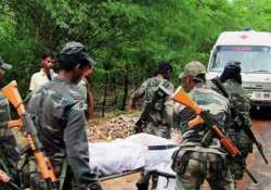 two killed in crossfire between maoist and security forces