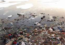 build special ghats for religious items national green