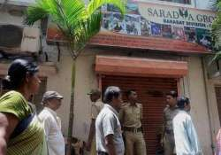 ed probe into saradha money trail in final stages official