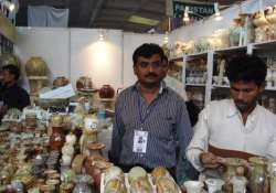 some pakistani traders await visa to participate at crafts