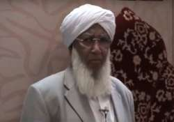 women only fit to deliver children says kerala sunni cleric