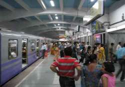metro services disrupted due to technical glitches