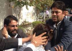 jnu event row lawyers attack jnu students journos during