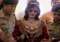 radhe maa questioned for second time in dowry harassment