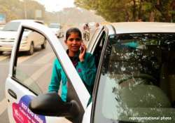 women only cabs soon in gurgaon